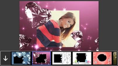 Diamond Photo Frames - Elegant Photo frame for your lovely