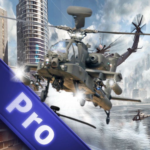 Maximum Speed Helicopter Pro -A Xtreme Flying Ride