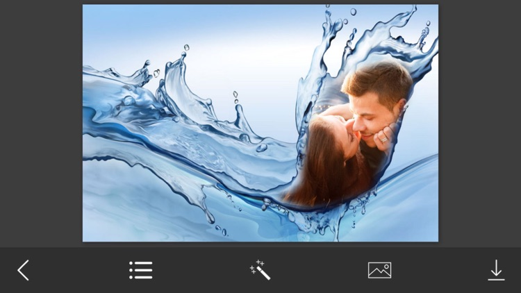Water Photo Frame - Creative and Effective Frames for your photo screenshot-3