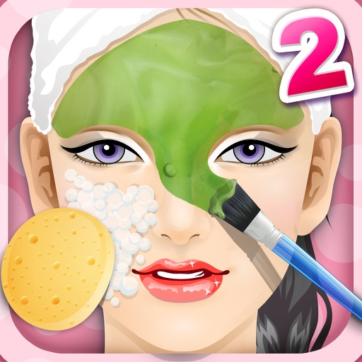 Makeup Salon - Girls Games icon