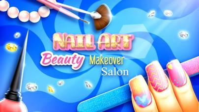 ネイルアート  ビューティーサロンゲーム: ファッション ネイル デザイン と 装飾のアイデア紹介画像3