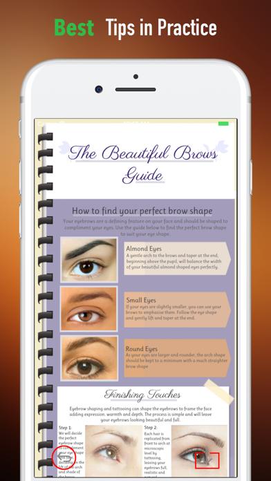 眉毛を整える方法 - 完璧な眉毛の形のおすすめ画像4