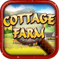The Cottage Farm - Hidden Objects game for kids and adults on the