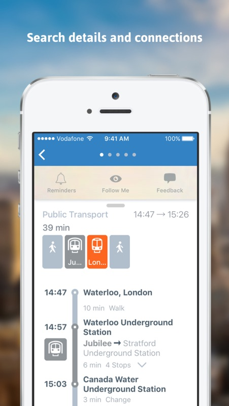 ally mobility app: your city route planner - Online Game