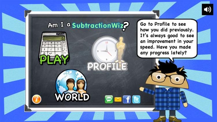 Subtraction Wiz