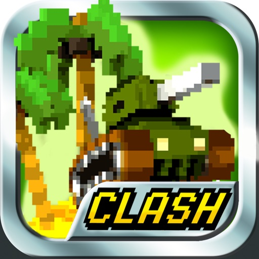 Clash of war! icon