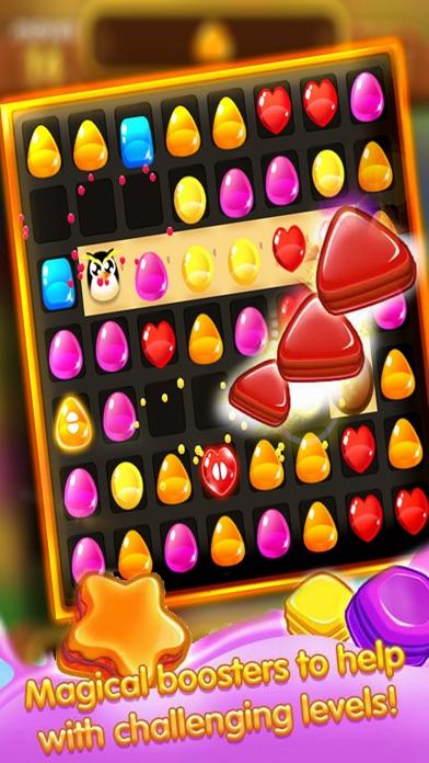 Candy Jelly Blizt: Sweet Smasher