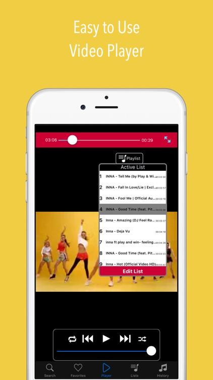 iPlay Tubi: Video Music