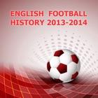 English Football History 2013-2014 icon