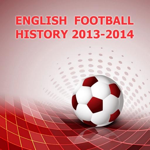 English Football History 2013-2014