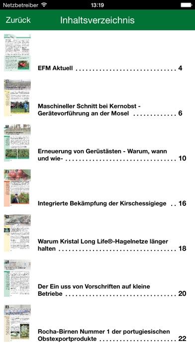 European Fruit MagazineScreenshot von 4