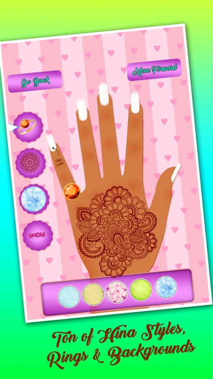 Girls nail party salon: A full fashion mackup game Saloon where girls can practice nail art 24 hours for Free. screenshot-4