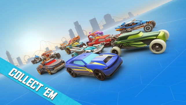 Hot Wheels Race Off On The App Store