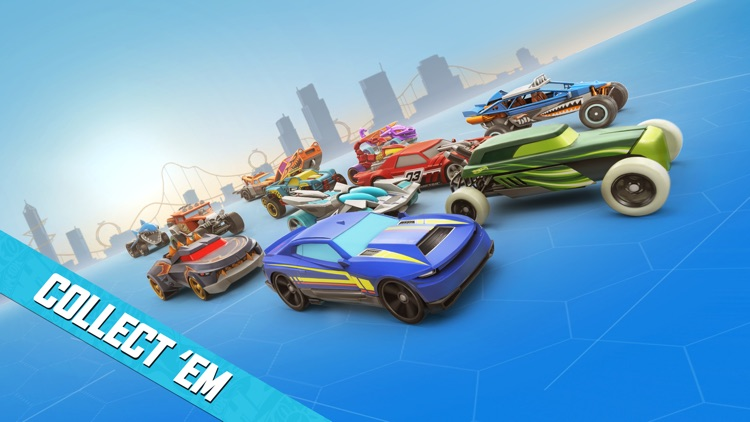 Hot Wheels: Race Off screenshot-4