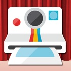 Simple Photo Booth - Best Real Camera Selfie Fun App with Collage Grid Frame icon