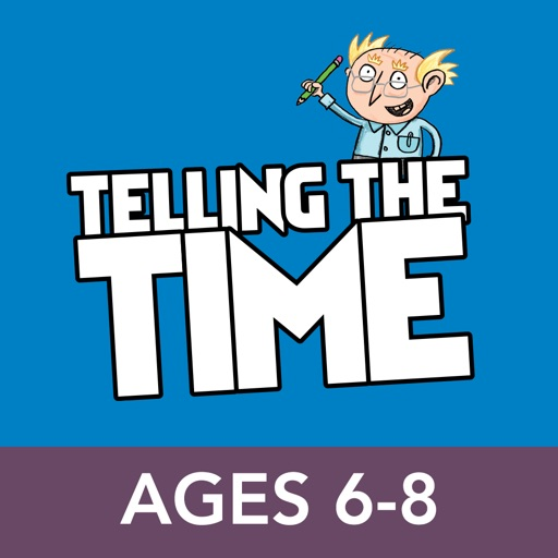 Telling the Time Ages 6-8: Andrew Brodie Basics