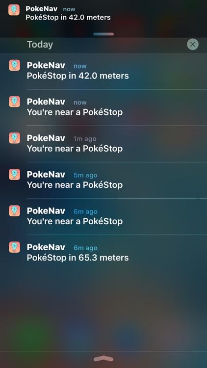 PokeNav for Pokémon Go