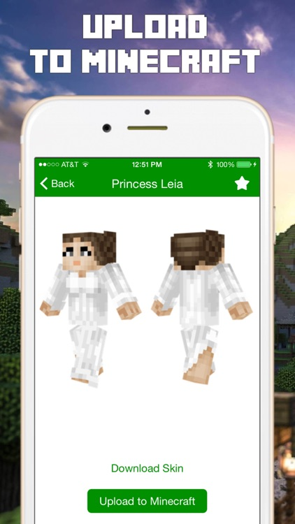Skins for Minecraft Pocket Edition PE & PC screenshot-3