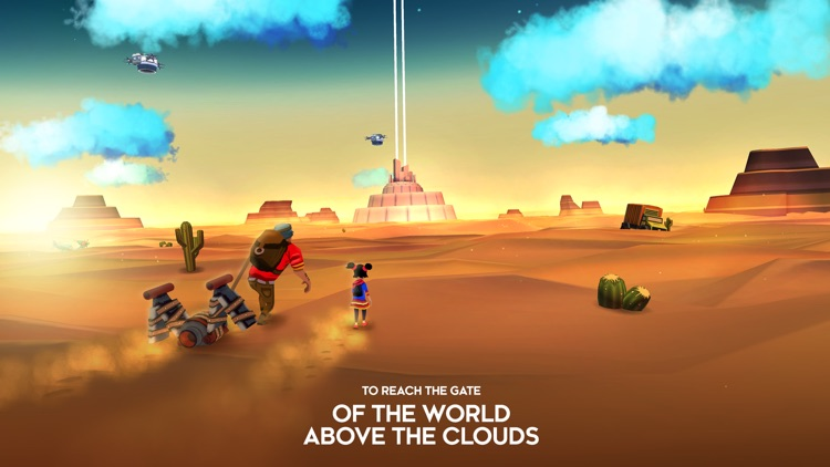 Cloud Chasers Journey of Hope screenshot-4