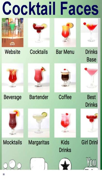Cocktail Faces