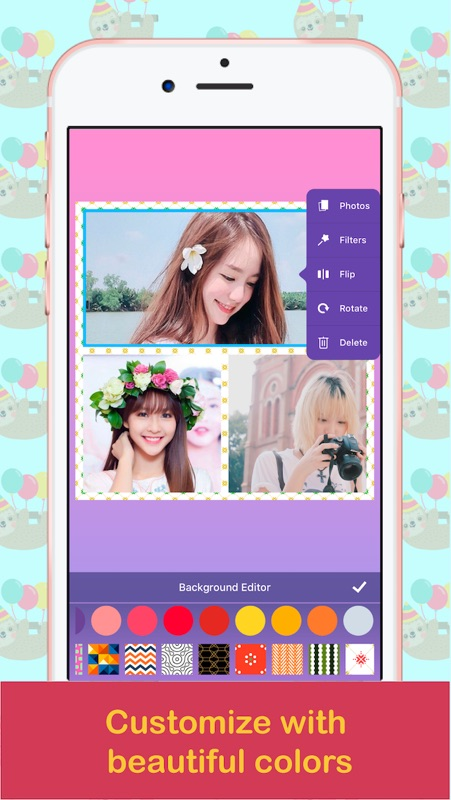 Pic Collage Maker - Foto Editor, Photo Grid Free - Online Game Hack