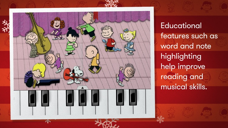 A Charlie Brown Christmas + iMessage Sticker Pack! screenshot-2