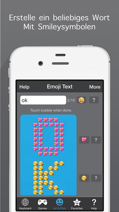 Emojis for iPhoneScreenshot von 5