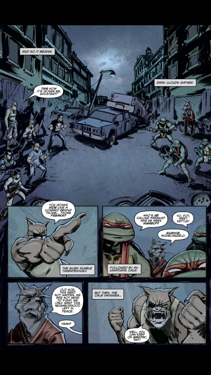 TMNT Comics screenshot-3