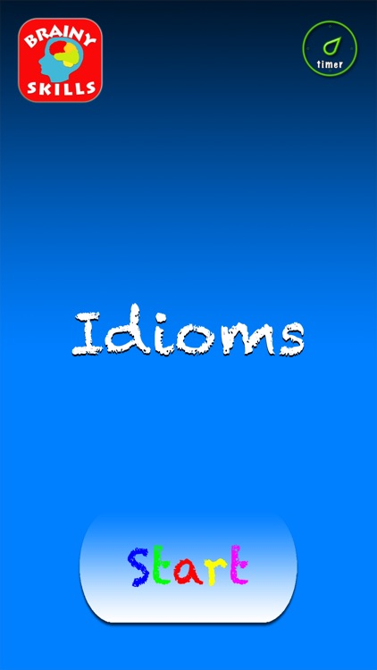 Brainy Skills Idioms screenshot-0