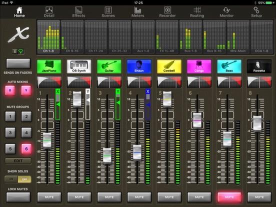 X32-Mix | discchord