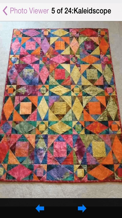 myQuilts screenshot-4