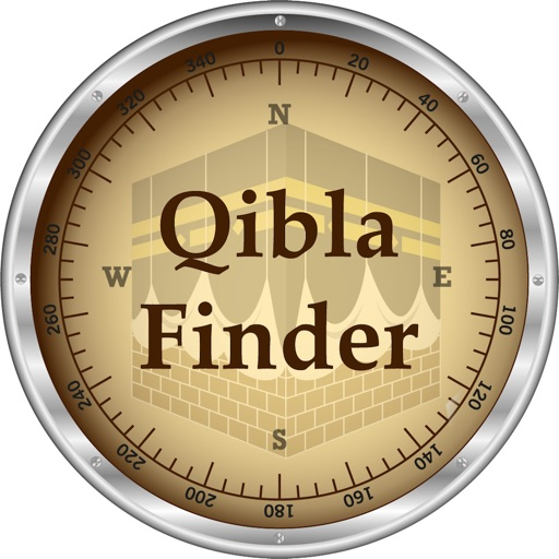 Qibla Direction Finder Pro for Prayer Muslim