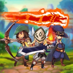 Super sword fighter heroes – to  face dragons of the bamboo forest - feet of fury