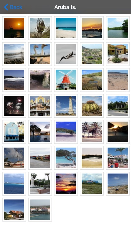 Aruba Island offline Map Travel Guide screenshot-4