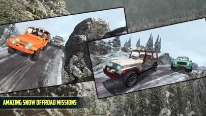 4X4 Offroad Jeep Mountain Hillのおすすめ画像5