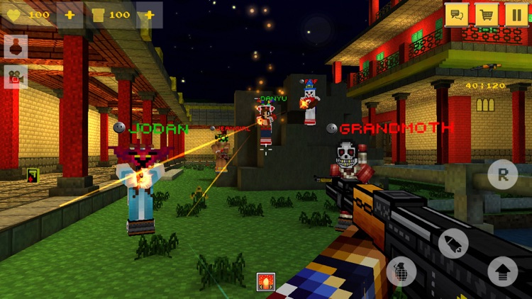 Block Force - 3D FPS Shooting screenshot-4