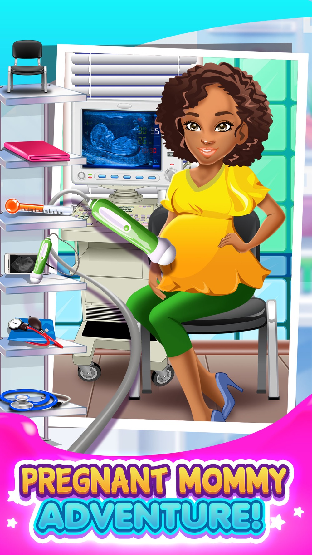 Mommy's New Baby Doctor Salon – Little Hospital Spa & Surgery Simulator Games! Cheat Codes