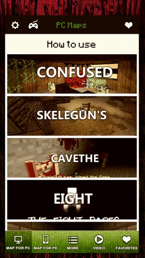 Horror Maps - Download The Scariest Map for MineCraft PE & PC ... on