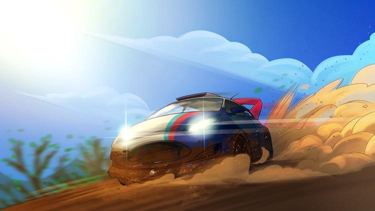 爆裂飞车游戏:做一名*飙车匪徒*,体验*狂野飙车*的畅快感!