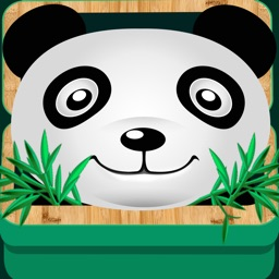 Panda Steal Bamboo Free - A Cute Animal Puzzle Challenge Game