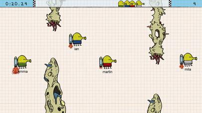 Doodle Jump Race Screenshot