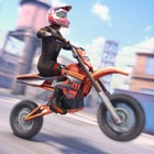 Motocross Survival 2016 . Motorcycle Highway Race Games For Free icon