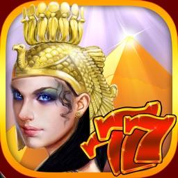 Pharaoh 777 Golden Pyramid - Free Cleopatra Slots Machine
