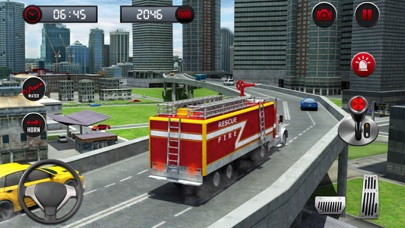 救助消防車シミュレーターゲーム:911消防士Rescue Firefighter Simulatorのおすすめ画像2