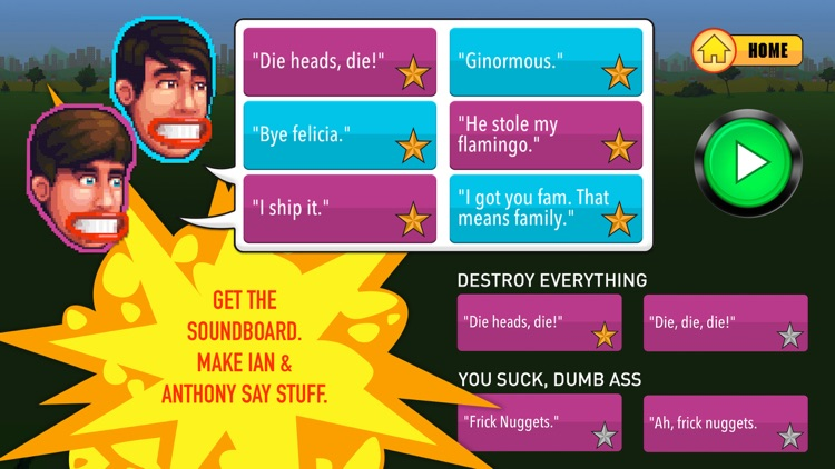 Smosh Super Head Esploder X