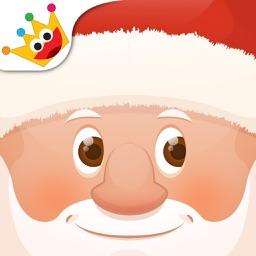 Christmas - Color Your Puzzle and Paint for Kids