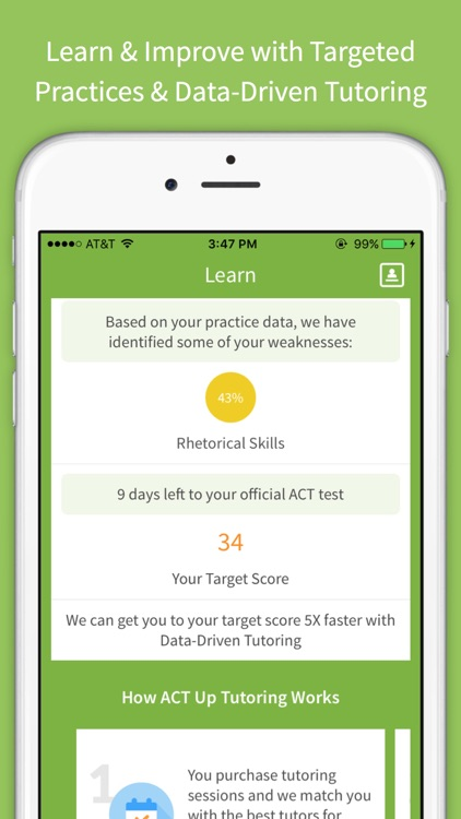 ACT Up - ACT Test Prep and Tutoring screenshot-3