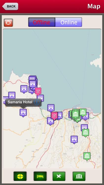 Crete Island Offline Travel Guide screenshot-4