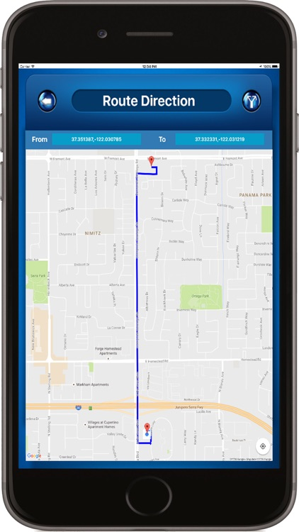 Foothill Transit California USA where is the Bus screenshot-4
