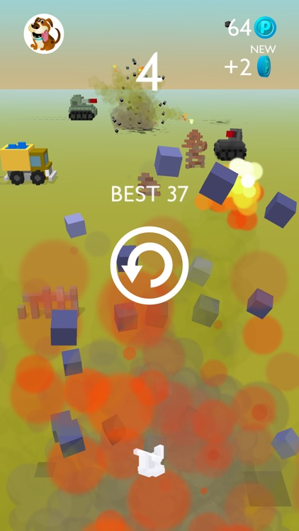 Chunky Tanks screenshot-2